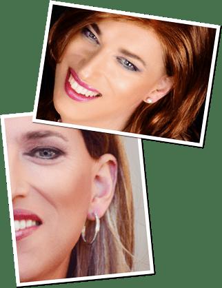 Männer ohrloch stechen Ohrringe ohne